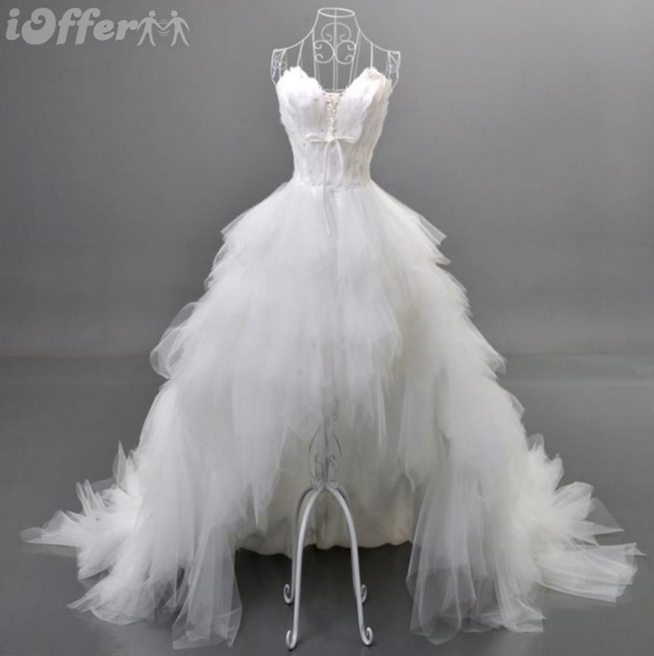 Swan Lake Wedding Dress | Exotic Weddings