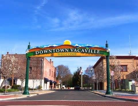 Vacaville California