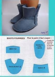 Image result for Free American Girl Shoe Patterns #GirlsShoes