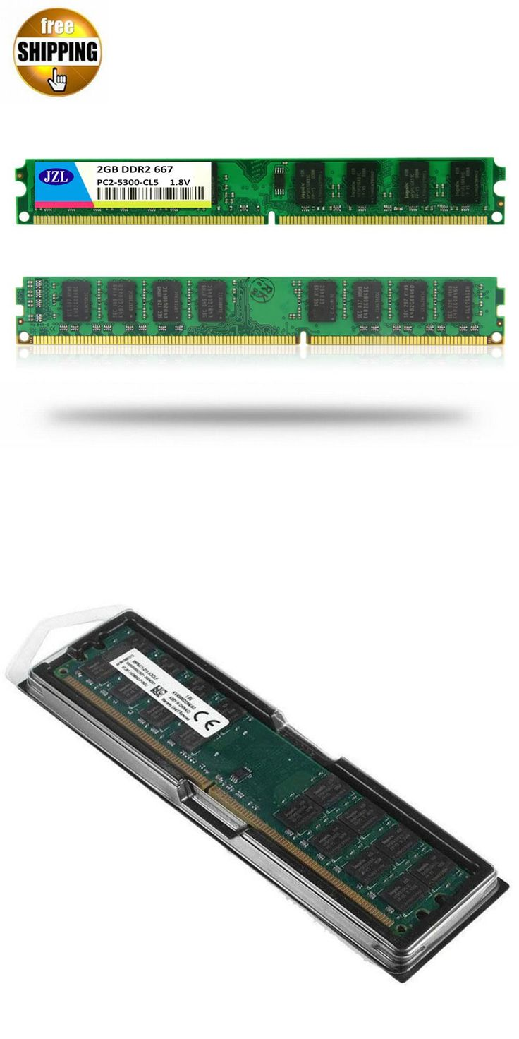 [Visit to Buy] JZL Memoria PC2-5300 DDR2 667MHz / PC2 5300 DDR 2 667 MHz 2GB LC5 240PIN Desktop PC Computer DIMM Memory RAM Only For AMD CPU #Advertisement