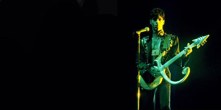 Prince's Androgynous Genius