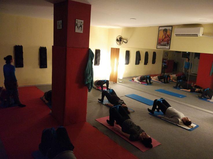 Pilates evosmos fitness