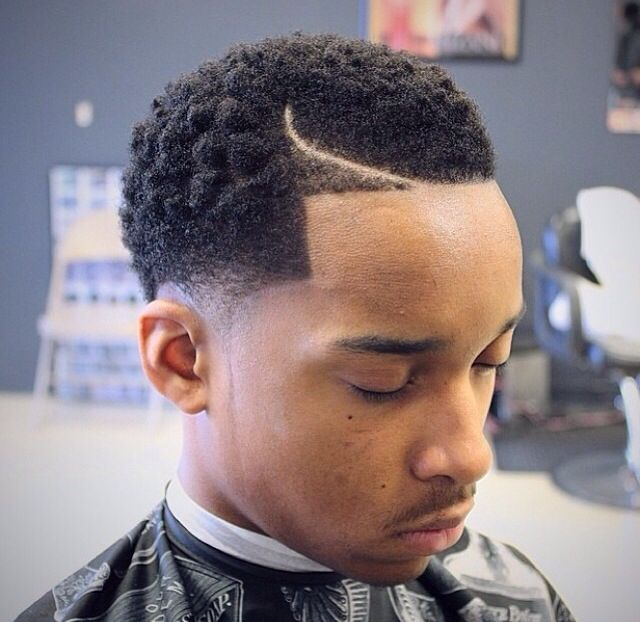 Tremendous 1000 Images About Black Men Haircuts On Pinterest Low Fade Short Hairstyles For Black Women Fulllsitofus