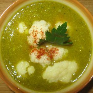 dieta Warzywno Owocowa: zupy