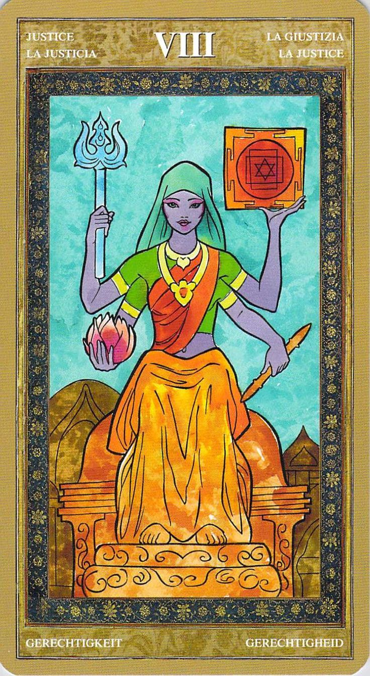 69 Best Tarot 11: Justice Images On Pinterest