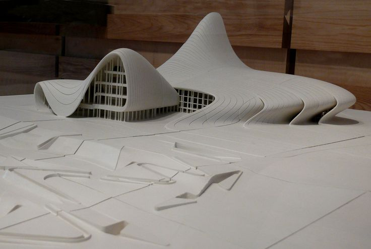 Heydar Allyev Centre, Azerbaijan by Zaha Hadid | Architects;… | Flickr - Photo Sharing!