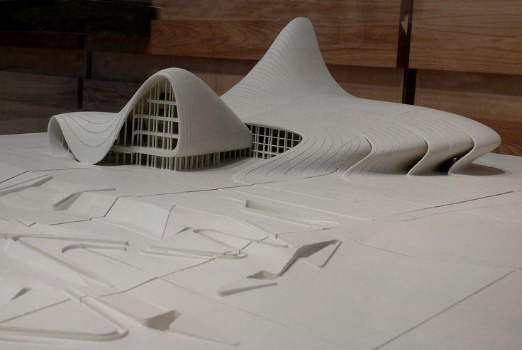 Heydar Allyev Centre, Azerbaijan by Zaha Hadid | Architects;… | Flickr - Photo Sharing!