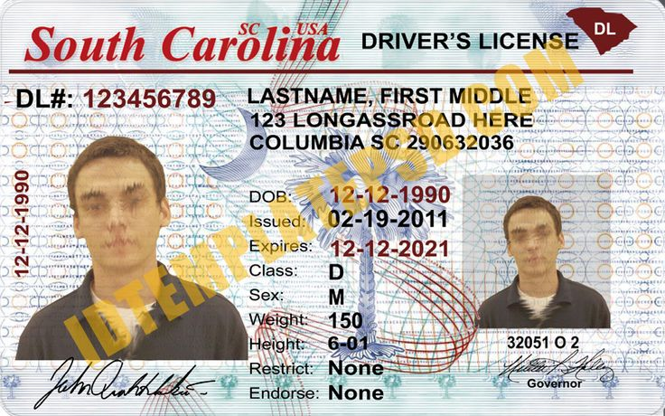 38 best driver license templates photoshop file images on for Louisiana id template