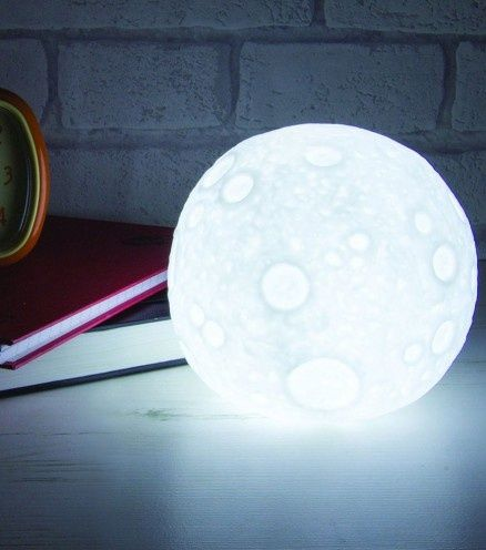 Lampe d'ambiance lune