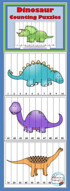 Number  Crafts For Preschool