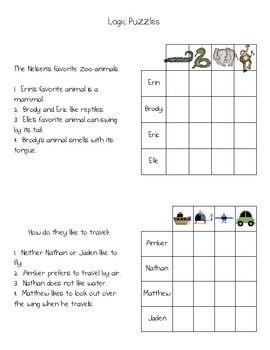 25+ best ideas about Logic puzzles on Pinterest | Mind puzzles ...