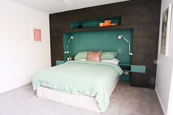 The Block Sky High: Room Reveal: Madi + Jarrod's bedroom