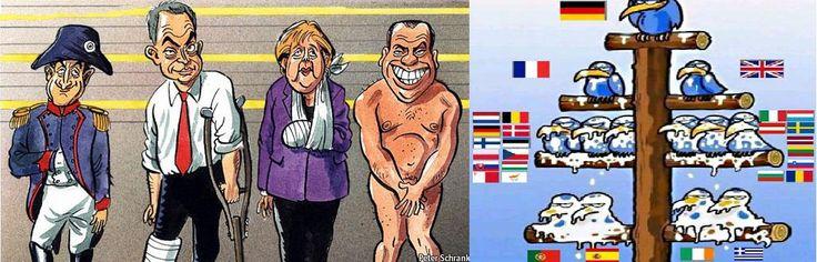 EU Bosses face big decisions making Markets Alert and Jittery