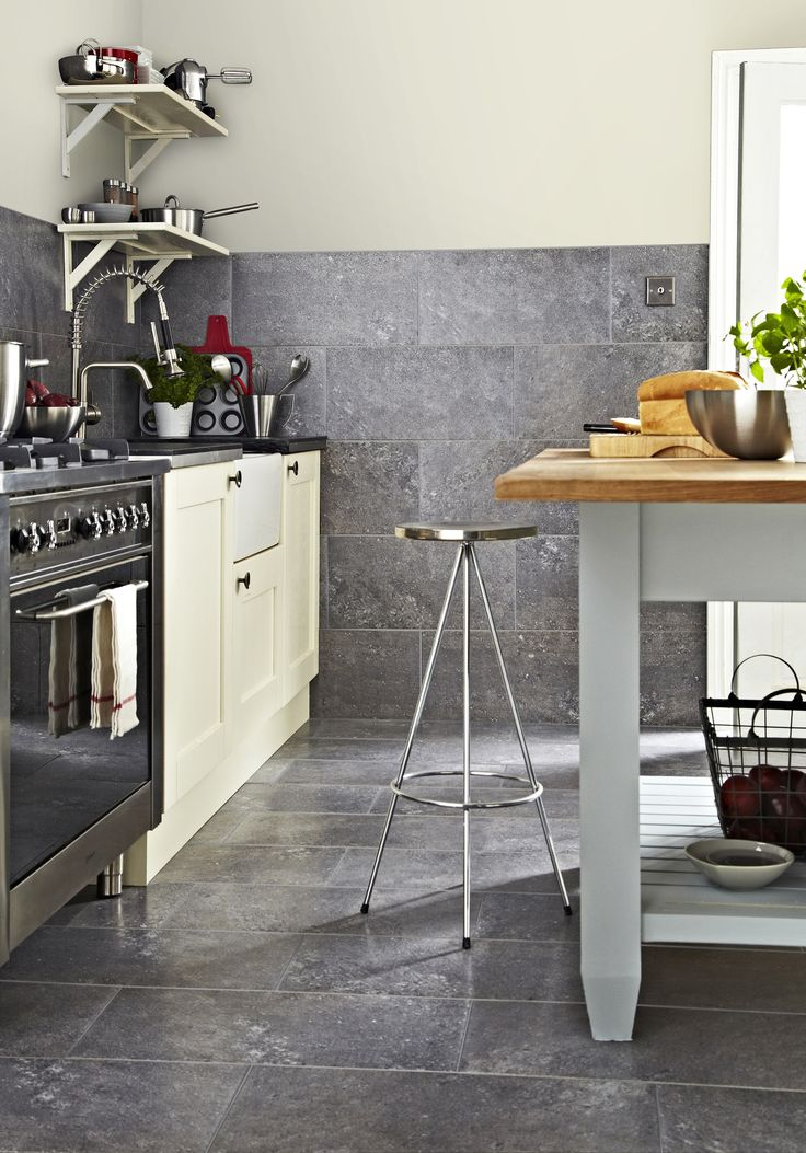 27 best ideas for the house images on pinterest topps for Flooring suitable for kitchens