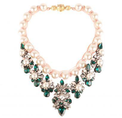 Princess Emerald Necklace