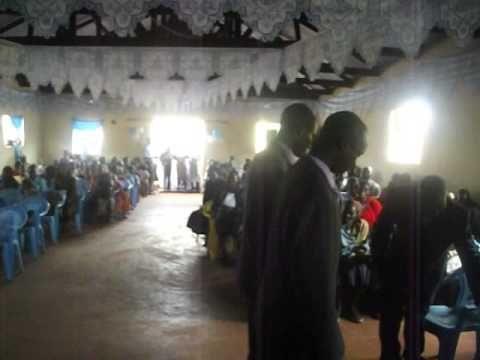 A crazy wedding in Kilgoris ( 11.08.2013- KENYA)