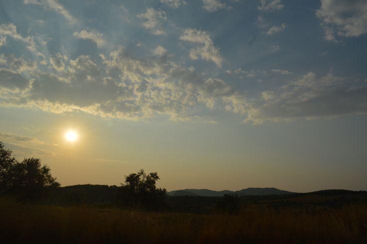 Sky...Sun!