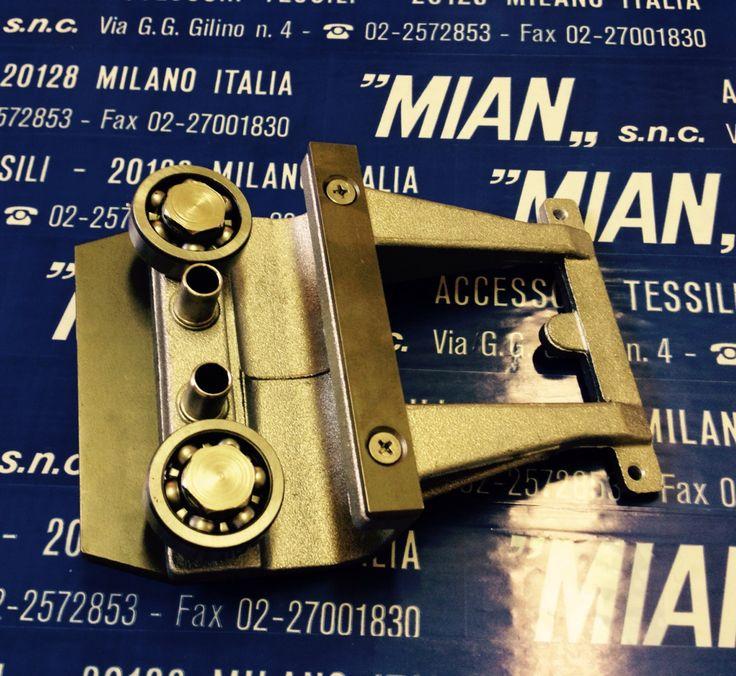 Chain #famatex #pinplate #stenter #itma2015 #milano #mian #textile #spare #parts #babcock #artos #sanfor #rubber #expo