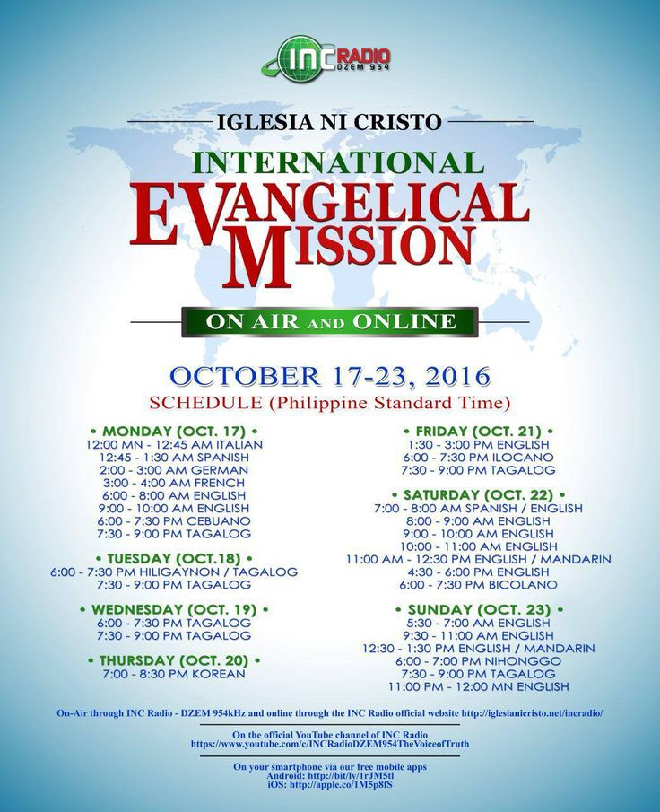 25 best iglesia ni cristo images on pinterest brother blessed international evangelical mission stopboris Choice Image