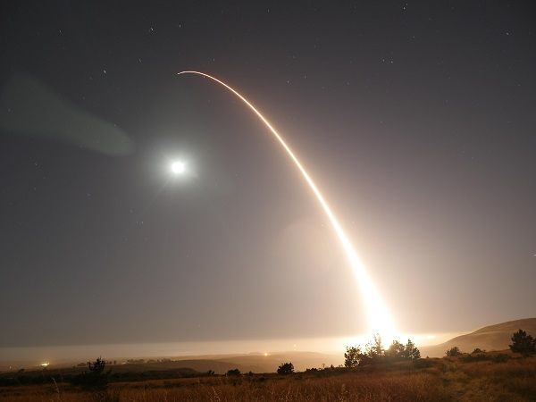 Les États-Unis ont lancé un missile balistique Minuteman III pour la deuxième fois en une semaine - Zone Militaire