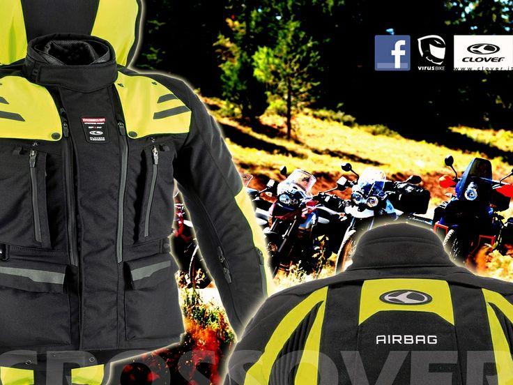 Clover, abbigliamento protettivo di qualità, per motociclisti. Virus Bike ~ diffondi la passione. virusbike@libero.it