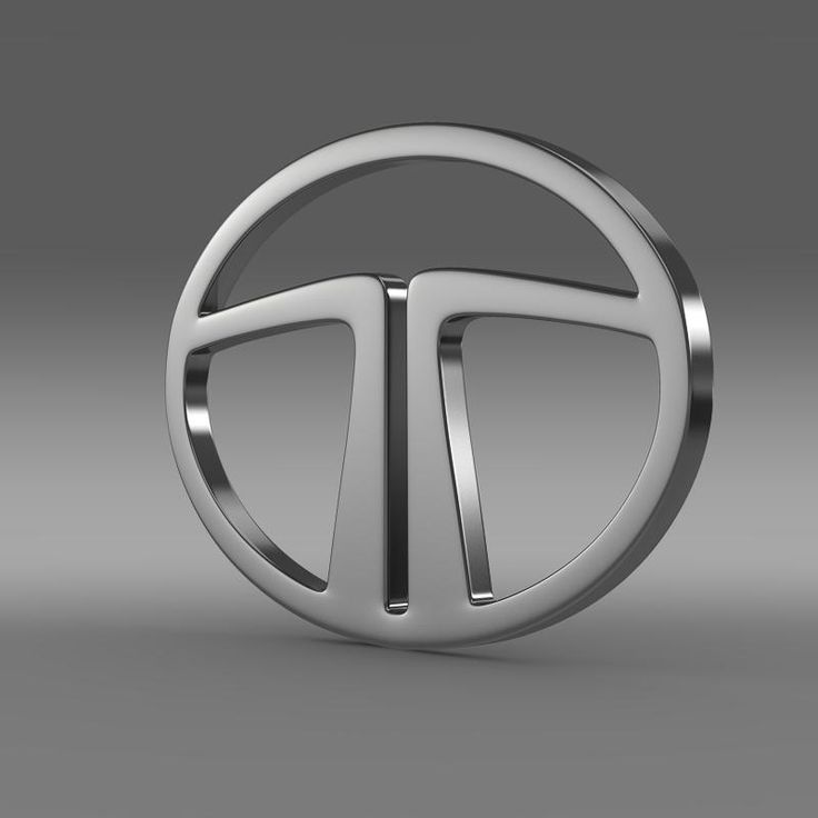 Tata Logo 3D Model- Tata Motors Limited (NSE: TATAMOTORS, BSE: 500570, NYSE: TTM, NASDAQ: TTM) is a multinational automotive corporation headquartered in Mumbai, India. Part of the Tata Group, it was formerly known as TELCO (TATA Engineering and Locomotive Company).    Tata Motors is India's largest automobile company, with consolidated revenues of USD 20 billion in 2009–10. It is the leader in commercial vehicles and among the top three in passenger vehicles. Tata Motors has products in the…