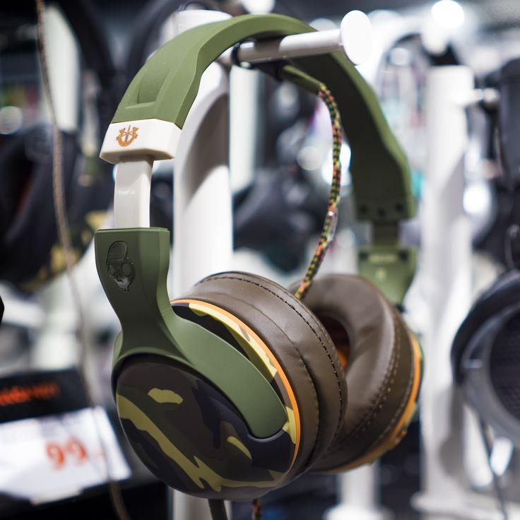 Tyylikkäät Skullcandyn Bluetooth kuulokkeet takaavat mahtavan äänenlaadun! #skullcandy #expertfi #lahjaidea