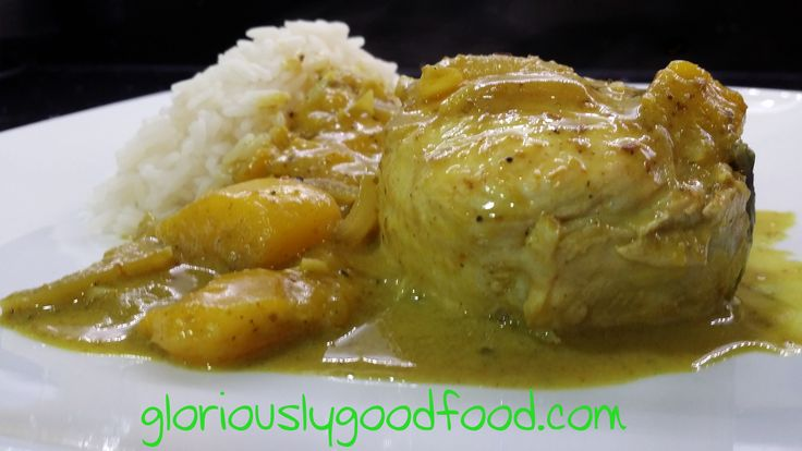 Caribbean Coconut Fish Curry | Review of 'Poudre de Colombo' by 'Seasoned Pioneers'