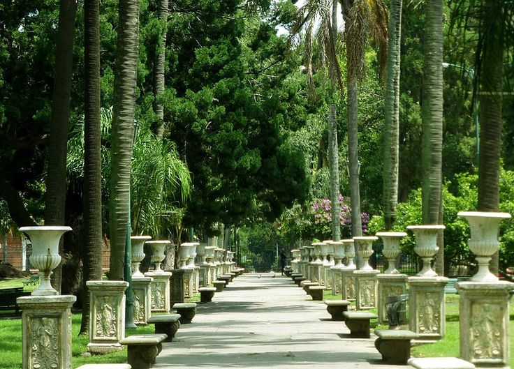 Parque Lezama |BUENOS AIRES