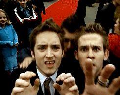 Wut? so random . . .