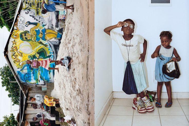 Flurina Rothenberger I love to dress photo series 2015