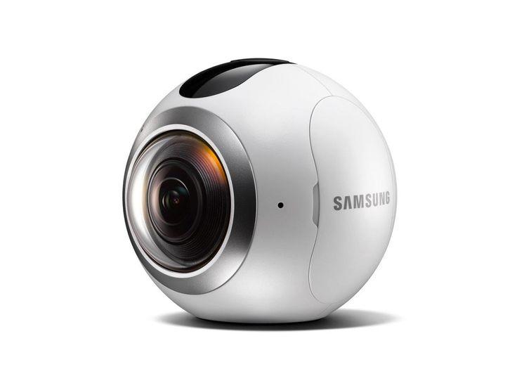 Samsung Gear 360 chegou a Portugal    A Samsung tem a partir de hoje dia 17 de junho o Samsung Gear 360 à venda nas lojas online. A Câmara vem equipada com duas lentes olho de peixe capacitivas com dois sensores de 15 megapixéis permitindo assim capturar vídeos em 360º de alta resolução e imagens paradas de 30 megapixéis. O seu design esférico e leve permite maximizar a sua portabilidade para filmar em qualquer ocasião e em qualquer ligar. O Gear 360 traz ainda um tripé de fácil utilização…