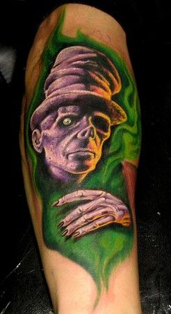 1000 ideas about evil tattoos on pinterest good and for Zombie tattoo machine