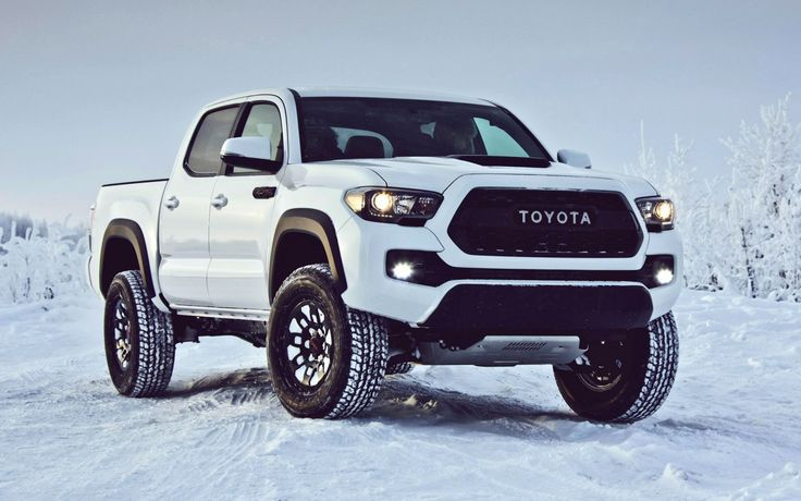 2017 Toyota Tacoma TRD Pro – Kevlar-Reinforced Tires, Rigid Industries LEDs and…