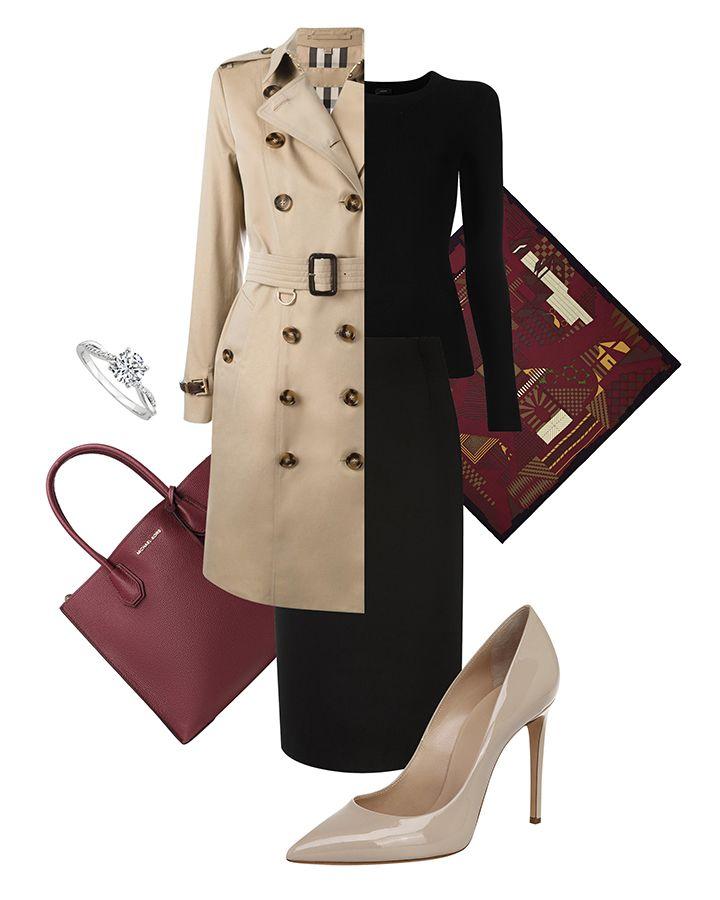 «Для того, чтобы быть красивой, женщине достаточно иметь черный свитер, черную юбку и идти под руку с мужчиной, которого она любит» Ив Сен-Лоран (Yves Saint Laurent)