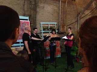 20 Ft Wide Downtown Austin Alley Fusebox Festival Event Urban Interior DesignFestivals