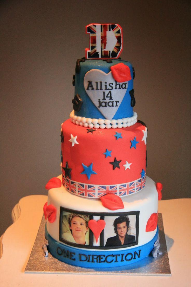 lekker zoet: one Direction voor de 14 jarige Allisha