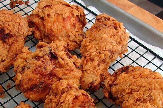 Chef John S Buttermilk Fried Chicken Recipe In 2020 Fried Chicken Recipes Buttermilk Fried Chicken Recipes