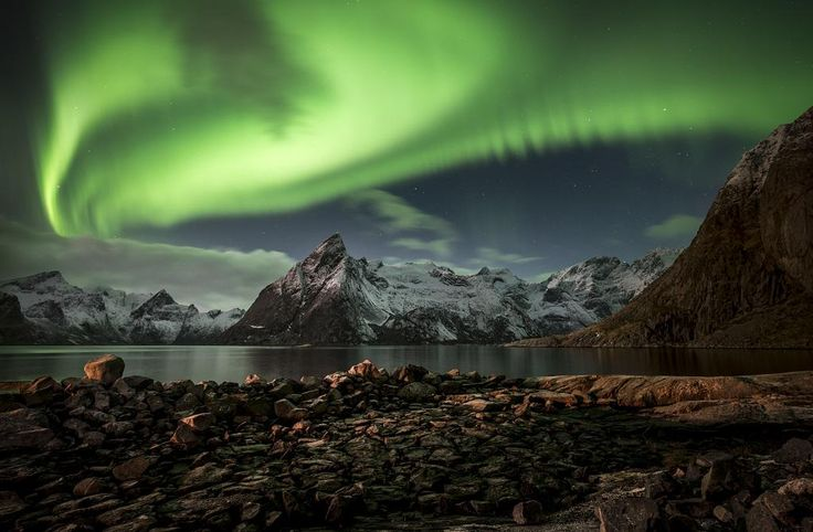 Northern Light - Hamnøy, Norway