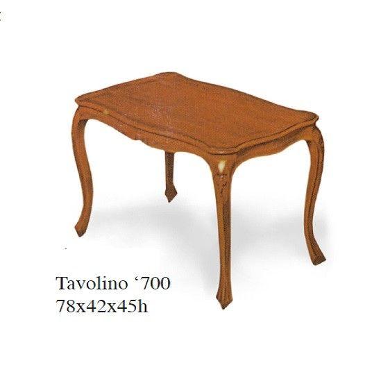 Tavolino '700 Veneto 548
