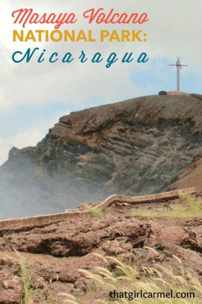 A visit to Masaya Volcano National Park in Nicaragua