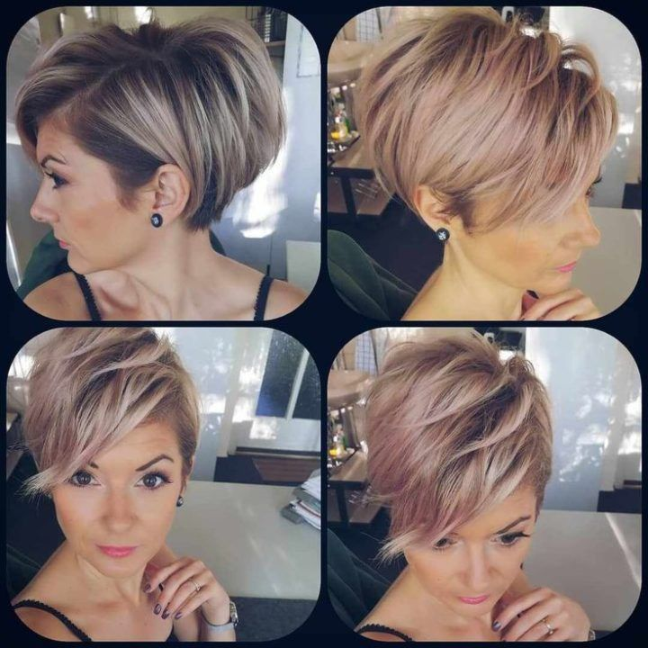 60  New Modern Short Haircuts For Women Pixie And Bob Cut 2019 - Hair Styling
