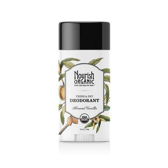 Organic Deodorant (Almond Vanilla)