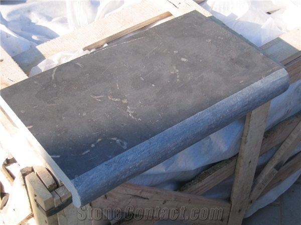 Blue Stone Double Bullnose Pool Coping
