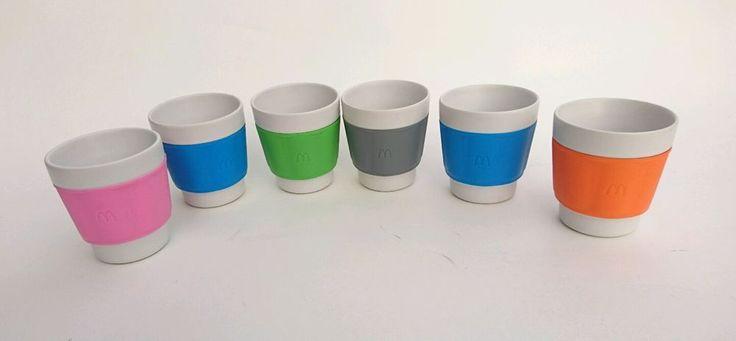 Lot de 6 TASSES MAC DO Design PATRICK NORGUET | eBay