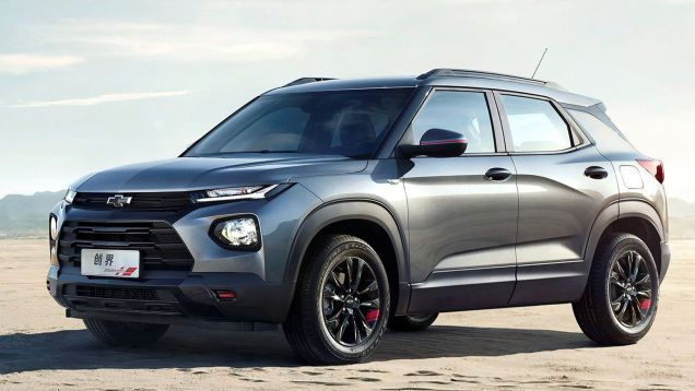 The Chevrolet Trailblazer Is Back As A Compact Crossover Report