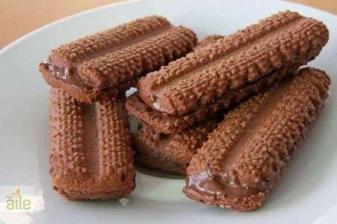 Almanlara özgü bu leziz kurabiye tarifinin tadı uzun süre damaklarınızdan silinmeyecek.