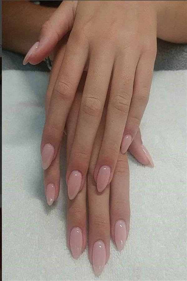 Dangerous False Nails In 2020 Almond Acrylic Nails Pointy