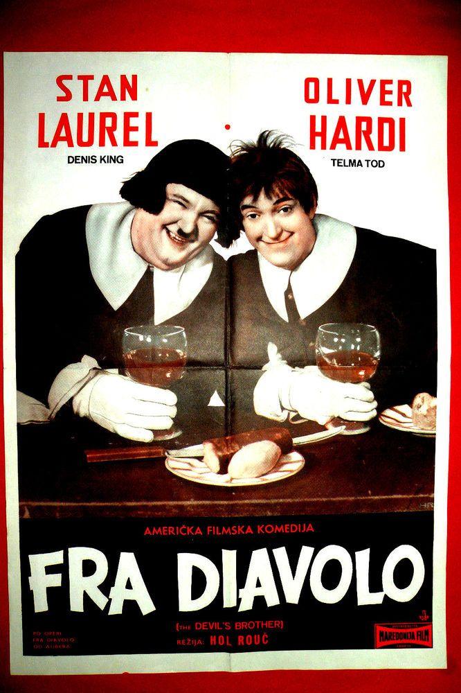 Dick Und Doof Fra Diavolo