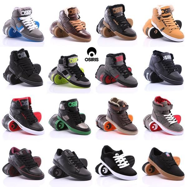 Обувь осирис зимние